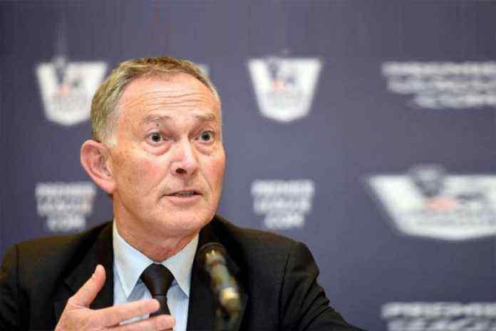 Premier League Chairman Richard Scudamore quits - InsideSport