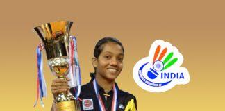 Indian Badminton Player Aparna Balan - InsideSport