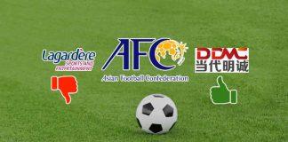 DDMC sports international,DDMC Sports International Lagardere Sports,Lagardere Sports & Entertainment,afc Asian Football Confederation,asian football condeferation