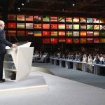 68th FIFA Congress 2018 - 13th June Moscow - Ahead of FIFA World Cup 2018 kick-off - InsideSport