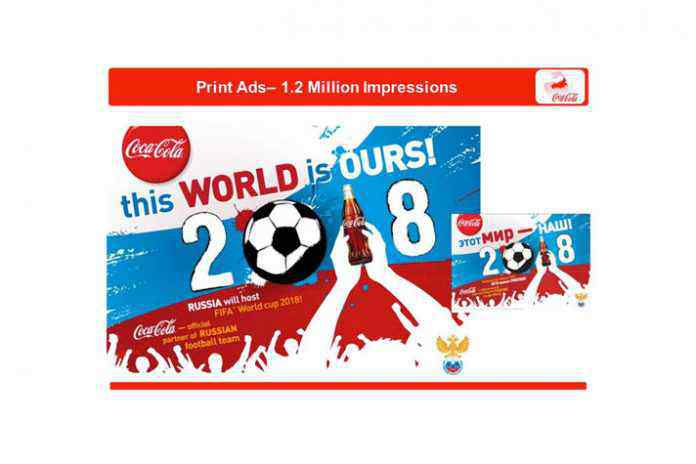 FIFA World Cup 2018: Research predicts US$2.4bn global ad spend boost - InsideSport