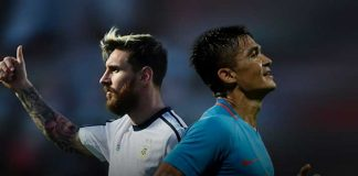 FIFA World Cup Qualifiers: Sunil Chhetri says he is Messi's fan, 'I'll give him a nice handshake'