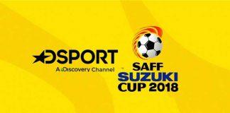 south asian football federation,dsport broadcast SAFF Championship 2018,saff championship 2018 on dsport,south asian football federation championship,saff championship 2018