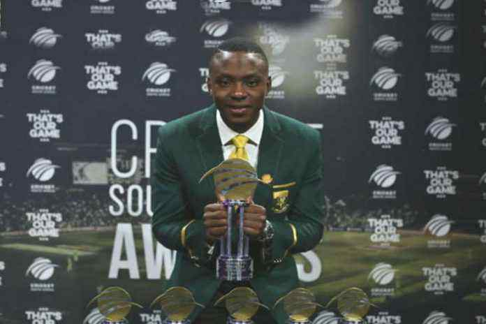 Kagiso Rabada owes his 'prestigious sixer' to South African teammates - InsideSport