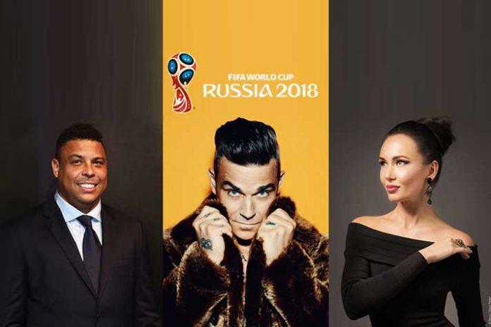 FIFA World Cup 2018: Robbie Williams, Aida Garifullina, Ronaldo to glam up grand opening - InsideSport