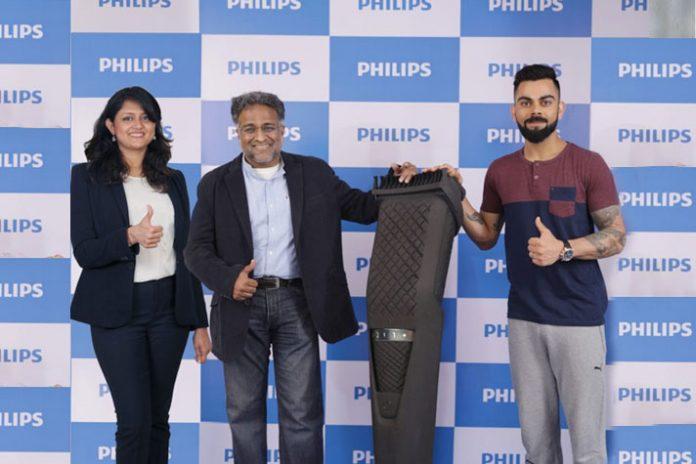 Virat Kohli to endorse Philips Grooming Range - InsideSport