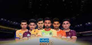 vivo pro kabaddi league,pkl auctions,pkl season 6,pro kabaddi league 2018,vivo pro kabaddi