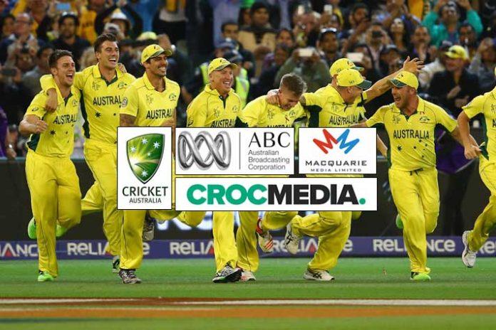 commonwealth bank women's internationals,crocmedia,big bash league,abc radio,cricket australia