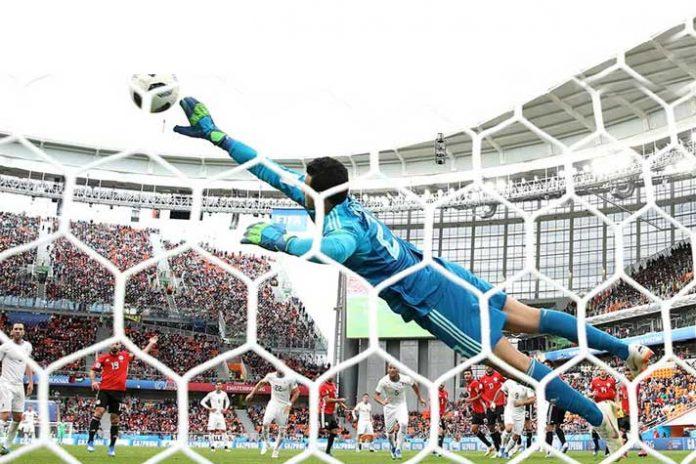 Egypt Goalkeeper Mohamed Elshenawy - InsideSport