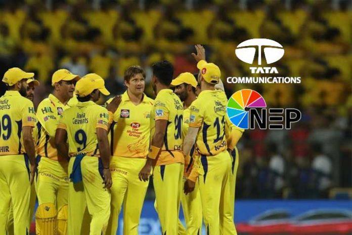 NEP Broadcast Solutions,tata communications,indian premier league,ipl 2018,star sports IPL 2018