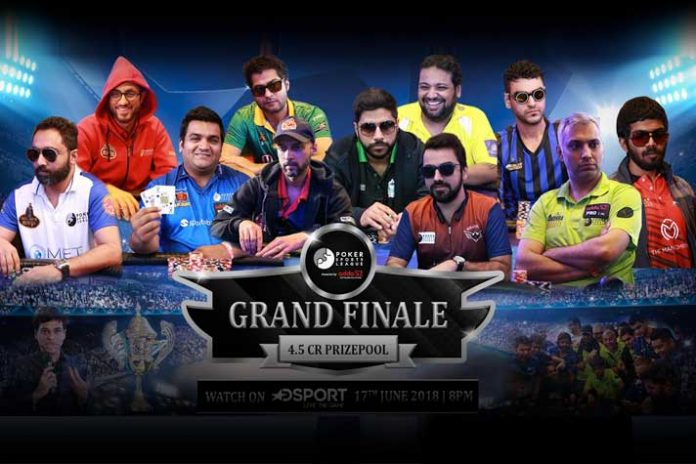 Poker Sports League Season 2 - InsideSport