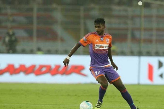 Rohit Kumar FC Pune City - InsideSport