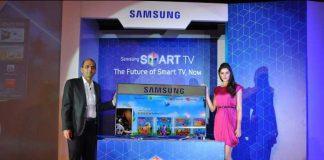 Samsung latest TV Range launch - InsideSport