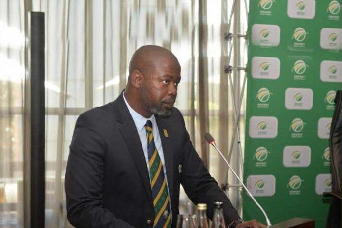 CSA T20 Global league,thabang moroe csa,cricket south africa,csa,t20 global league