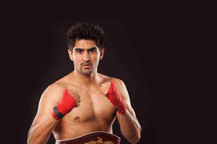 Vijender Singh - InsideSport