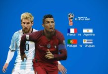 FIFA World Cup 2018 Round of 16 - InsideSport