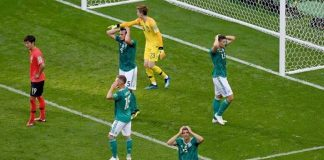 Germany Vs South Korea - InsideSport