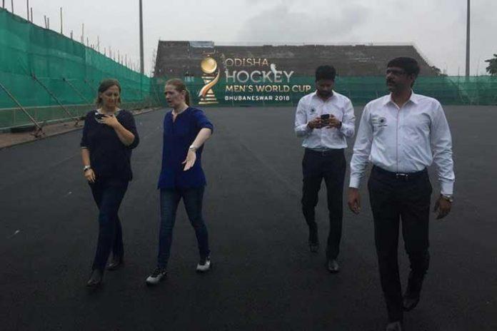 Odisha Hockey Men's World Cup Bhubaneswar 2018 - InsideSport