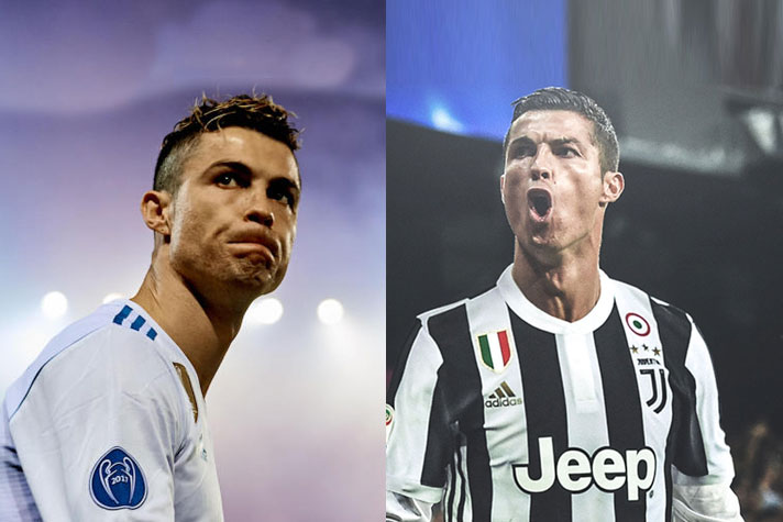 huge selection of 13e5c 27515 Ronaldo move to Juventus: First person account as CR7 ...