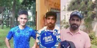 Skybags #BagTheBall challengen- InsideSport