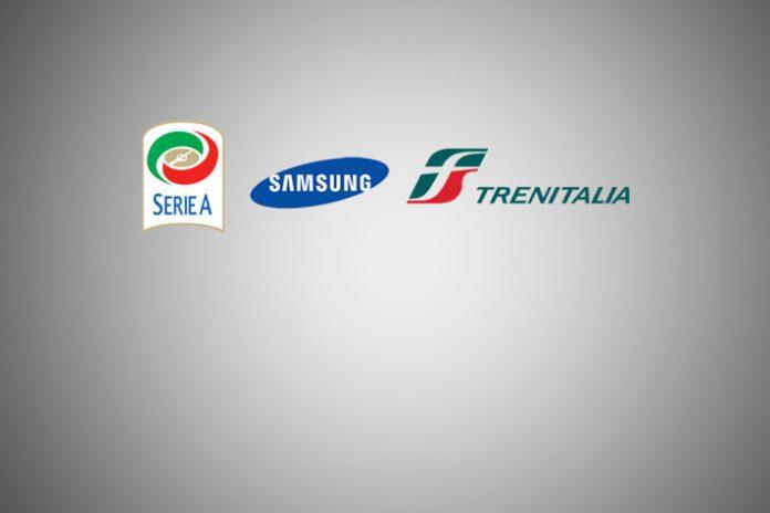 Samsung, Trenitalia seria a title sponsor,serie a title sponsorship deal,serie a title sponsor,serie a title sponsorship deal,serie a sponsorship