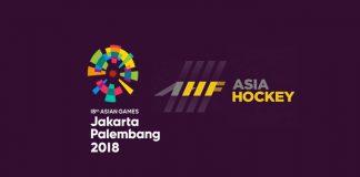 Asian Games Jakarta Palembang,Asian Hockey Federation,Asian Games Hockey,Jakarta Palembang Asian Games 2018,Asian Games 2018 Hockey matches schedule