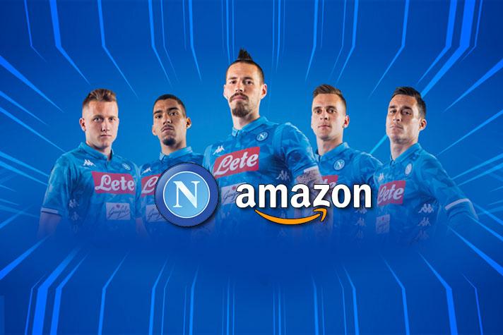 e8d884c9267 SSC Napoli unveil new kits for 2018-19 season