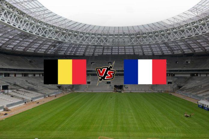 FIFA World Cup 2018 Semi Final: Belgium vs France - InsideSport