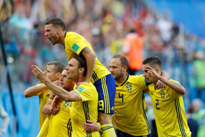 Sweden Football Team at FIFA World Cup 2018 - InsideSport