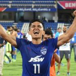 Sunil Chhetri extends contract with Bengaluru Fc