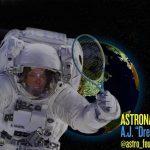 Wimbledon,Wimbledon Space Interview,astronaut drew feustel,wimbledon 2018,wimbledon