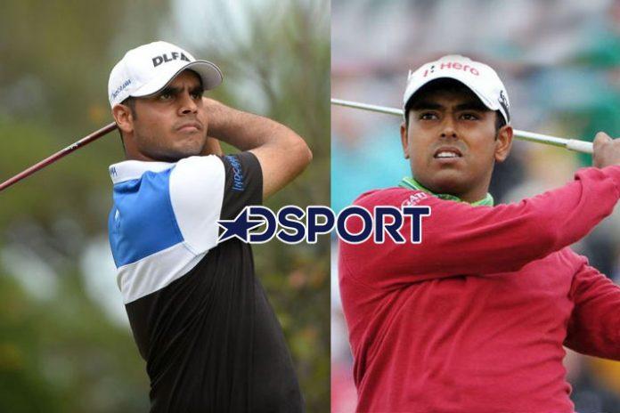 british open golf,shubhankar sharma and anirban lahiri british open,british open,Shubhankar Sharma,Anirban Lahiri