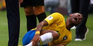 Neymar admits to on-pitch theatrics in a commercial video