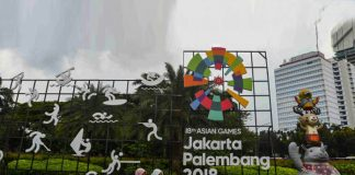 2018 Jakarta Palembang Asian Games