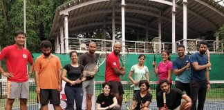 meraki sports and entertainment,cardio tennis india,cardio tennis,rohan bopanna cardio tennis,rohan bopanna