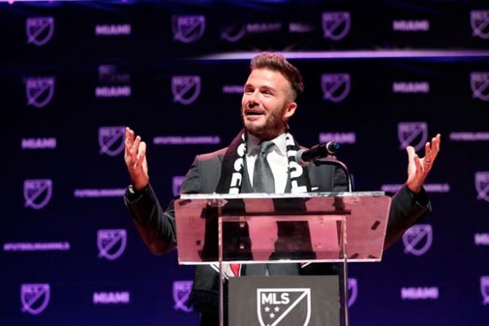 David Beckham Miami MLS Franchisee - InsideSport