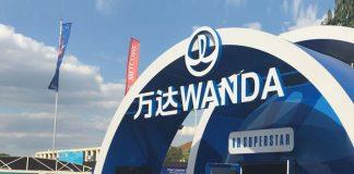 FIFA officla partner Wanda - InsideSport