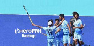 FIH Hero World Hockey Rankings - InsideSport
