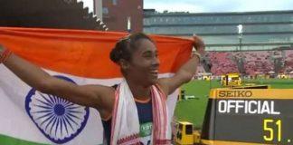 Hima Das - InsideSport