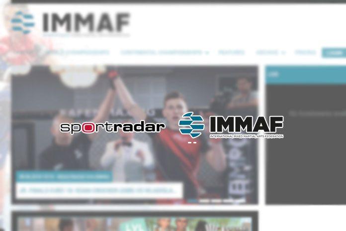 IMMAF launches OTT platform in partnership with Sportradar