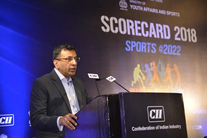 Star India Managing Director Sanjay Gupta