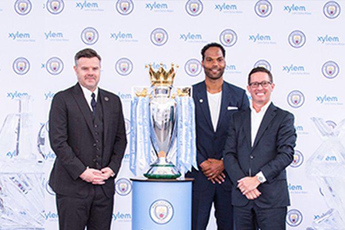 Xylem appoints Lagardère Plus for Manchester City partnership activation