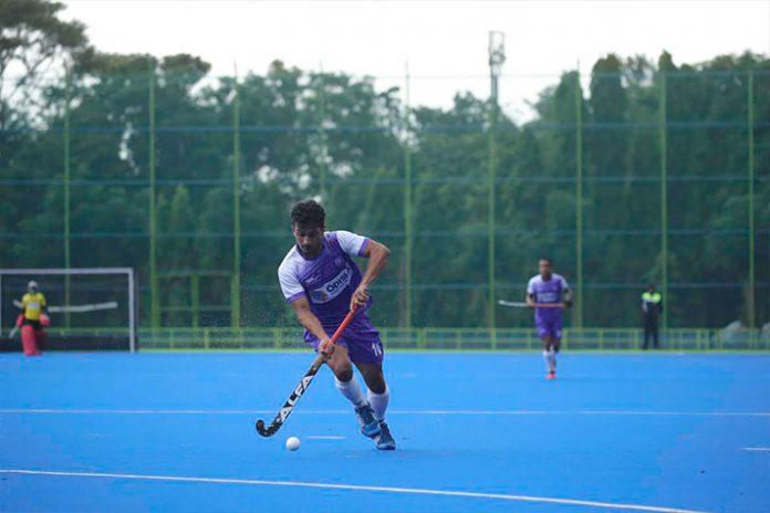 South Korean National Team,Indian Men's Hockey 'A' Team,Indian Men's Hockey,Sports Authority of India,Asian Games Jakarta