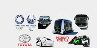 Tokyo 2020: Toyota reveals grand 'mobility concepts' for safe transportation during Games