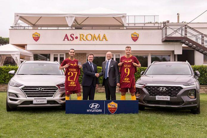 AS Roma signs Hyundai as global automobile partner