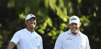 Tiger Woods (left) and Phil Mickelson (right) - InsideSport