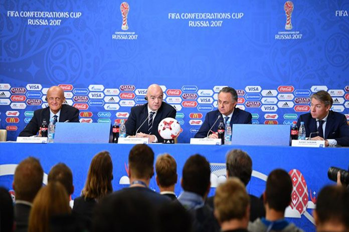 FIFA calls for continuous support to LGBT+ rights in sport