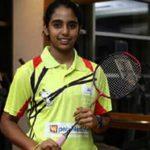 Indian Badminton Player Vaishnavi Reddy - InsideSport