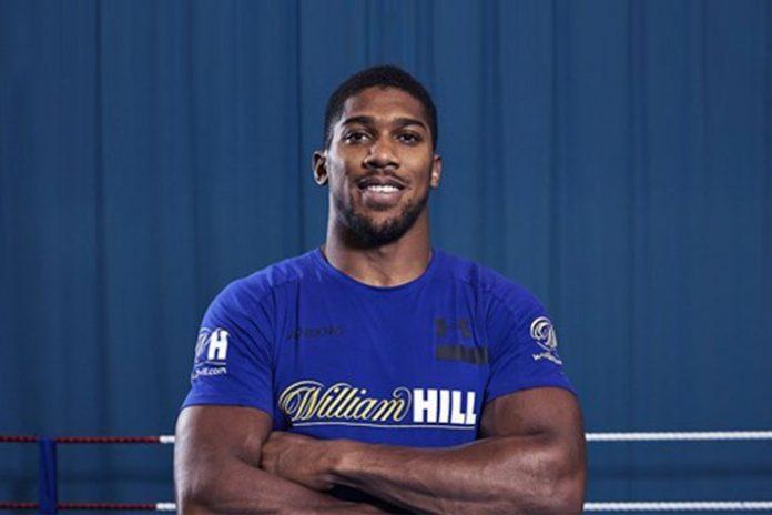 sports endorsements,anthony joshua endorsement,anthony joshua,william hill,heavyweight boxing champion,InsideSport
