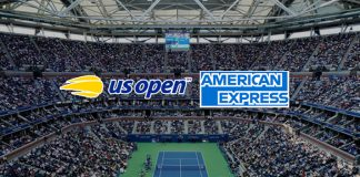 american express US Open sponsorship,us open 2018 American Express,us open american express sponsorship,us open american express fan experience 2018,us open US company American Express anniversary